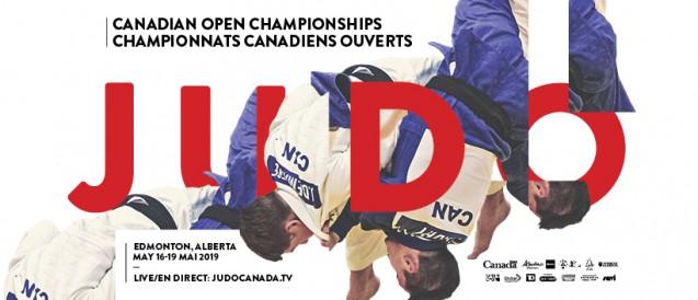 2019 Canadian Open Judo Championships