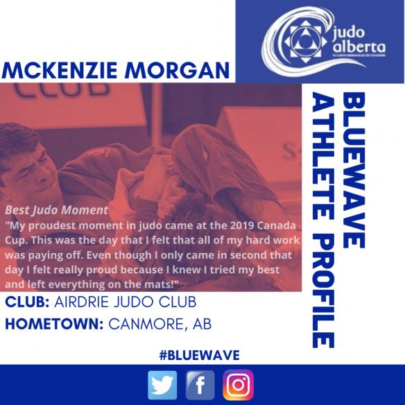 Bluewave Athlete Profile: Mckenzie Morgan