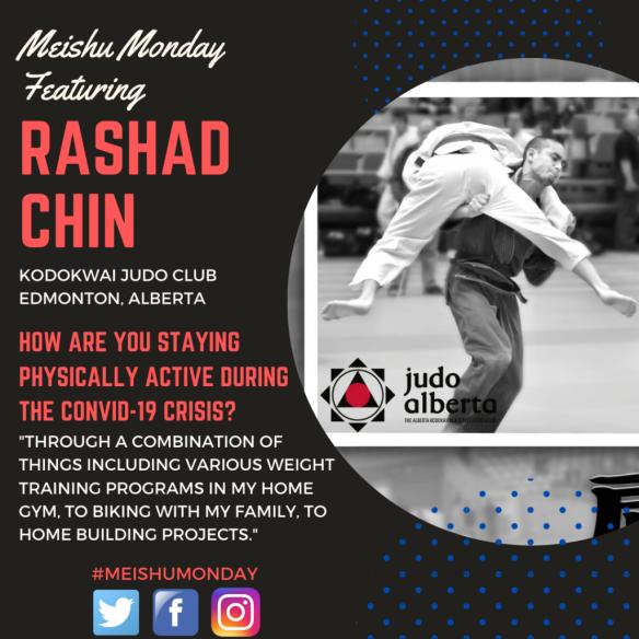 Meishu Monday: Featuring Rashad Chin