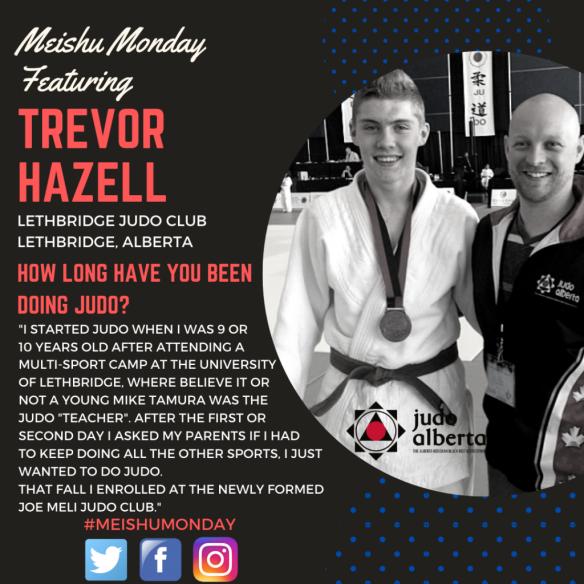 Meishu Monday: Featuring Trevor Hazell