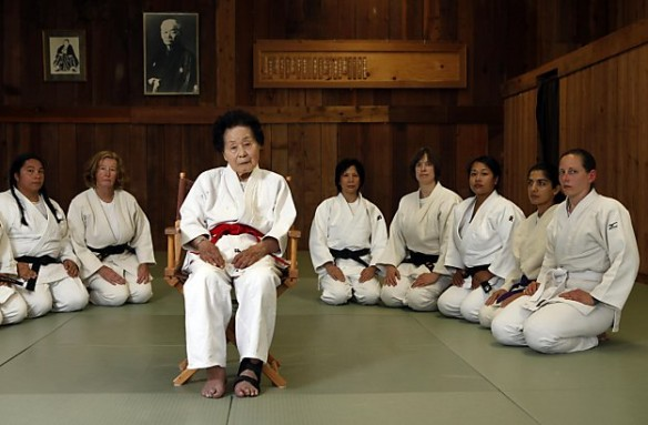 Judo Legend Keiko Fukada Passes Away