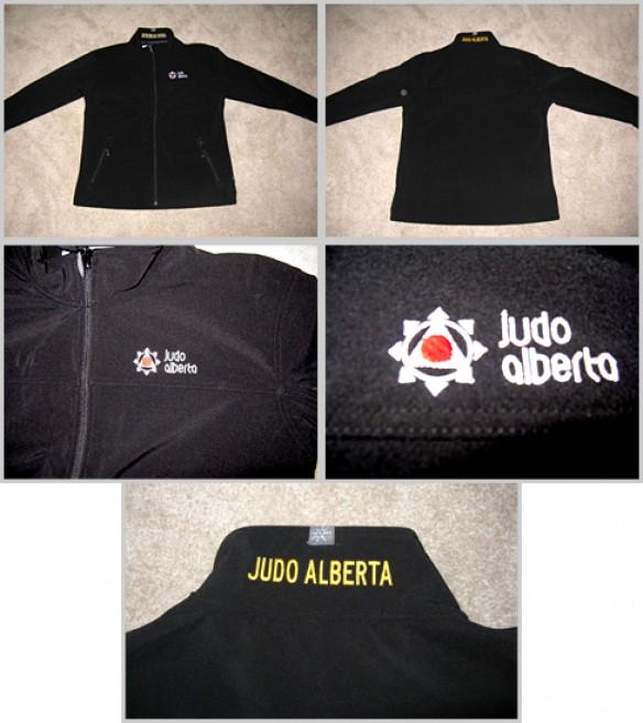 Judo Alberta Coats
