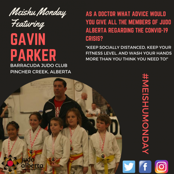 Meishu Monday Featuring Dr. Gavin Parker