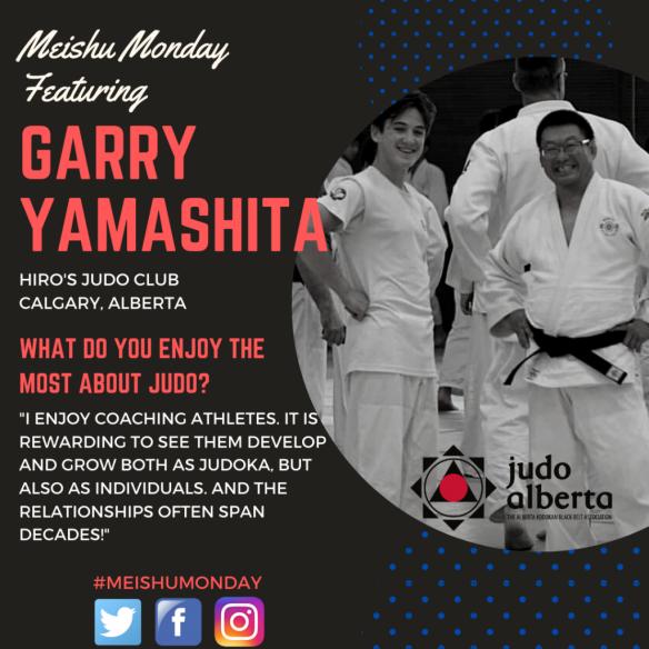 Meishu Monday: Featuring Garry Yamashita