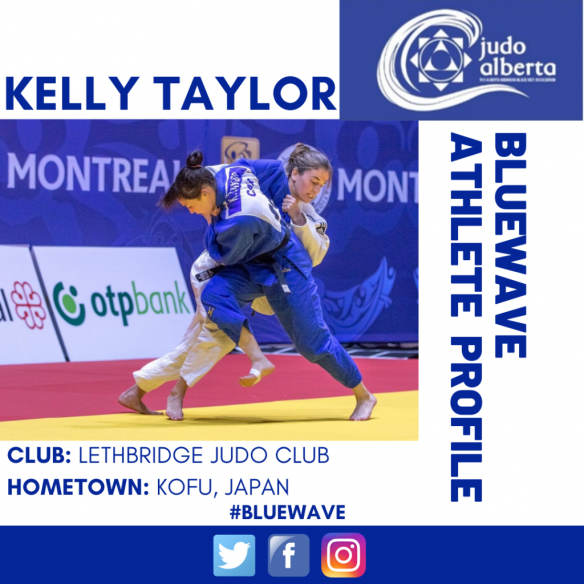 Bluewave Athlete Profile: Kelly Taylor