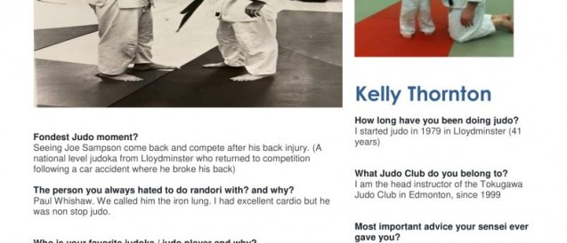 Meishu Monday: Featuring Kelly Thornton