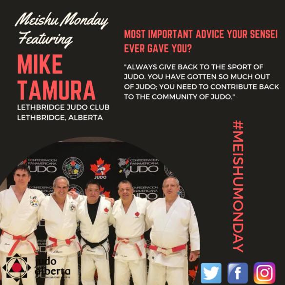 Meishu Monday Featuring Mike Tamura