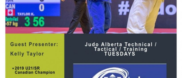 Technical Tuesday featuring Kelly Taylor