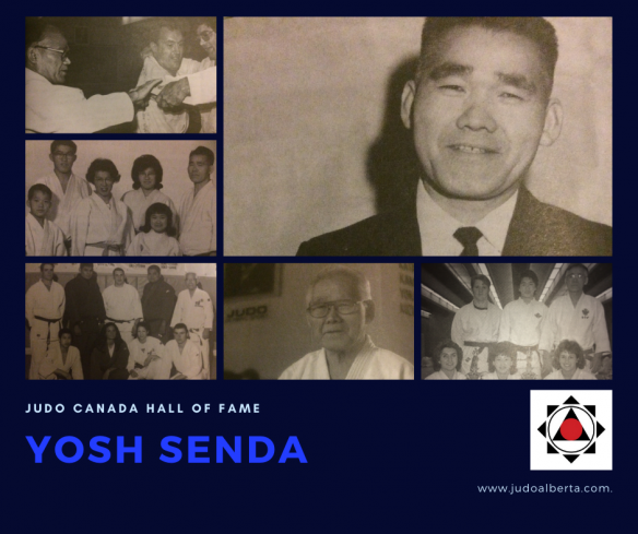 Throwback Thursday featuring Yosh Senda