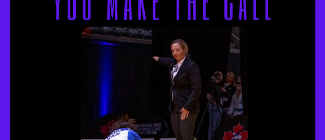You Make the Call Featuring Jennifer Parker