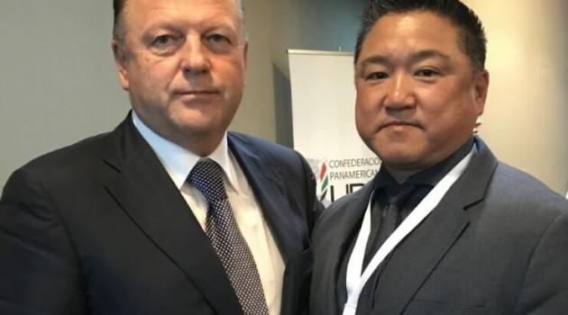 Mike Tamura to Join International Federation's Executive Committee