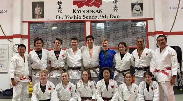 Congratulations Judo Alberta Grading Candidates