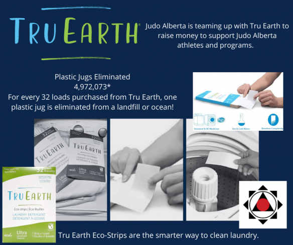 TRU EARTH Athlete Fundraiser