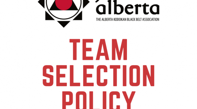 NATIONAL TEAM SELECTION POLICY 2022