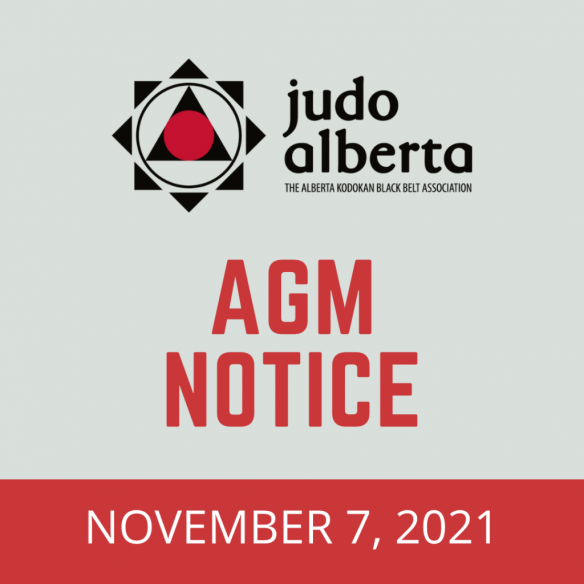 Notice of the 2021 AGM